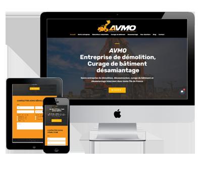 AVMO-demolition