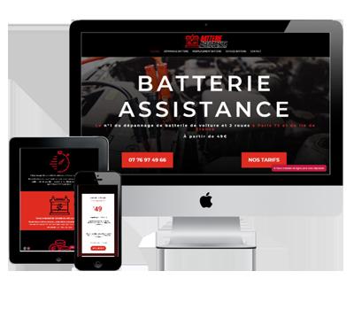 Batterie Assistance